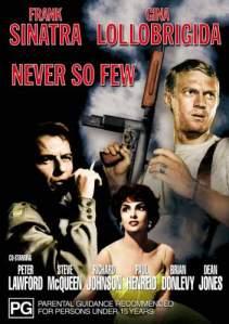 NEVER SO FEW(DVD66989)