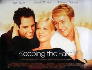 Assimilation Hollywood Keeping the Faith 2000 Ben Stiller 452x347