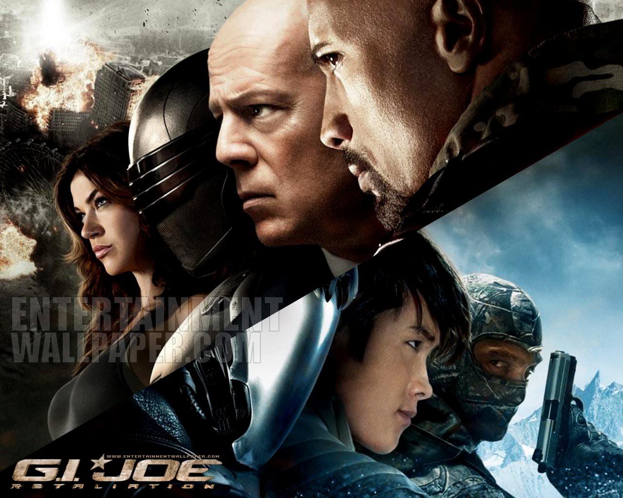 Gi Joe Retaliation 2013 Movierob