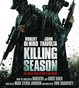 Killing Season Early teaser Poster