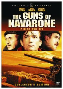 The Guns of Navarone collectors edition DVD