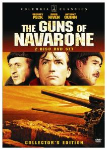 The Guns of Navarone collectors edition DVD