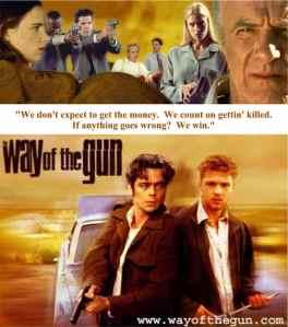 Way of the gun movie
