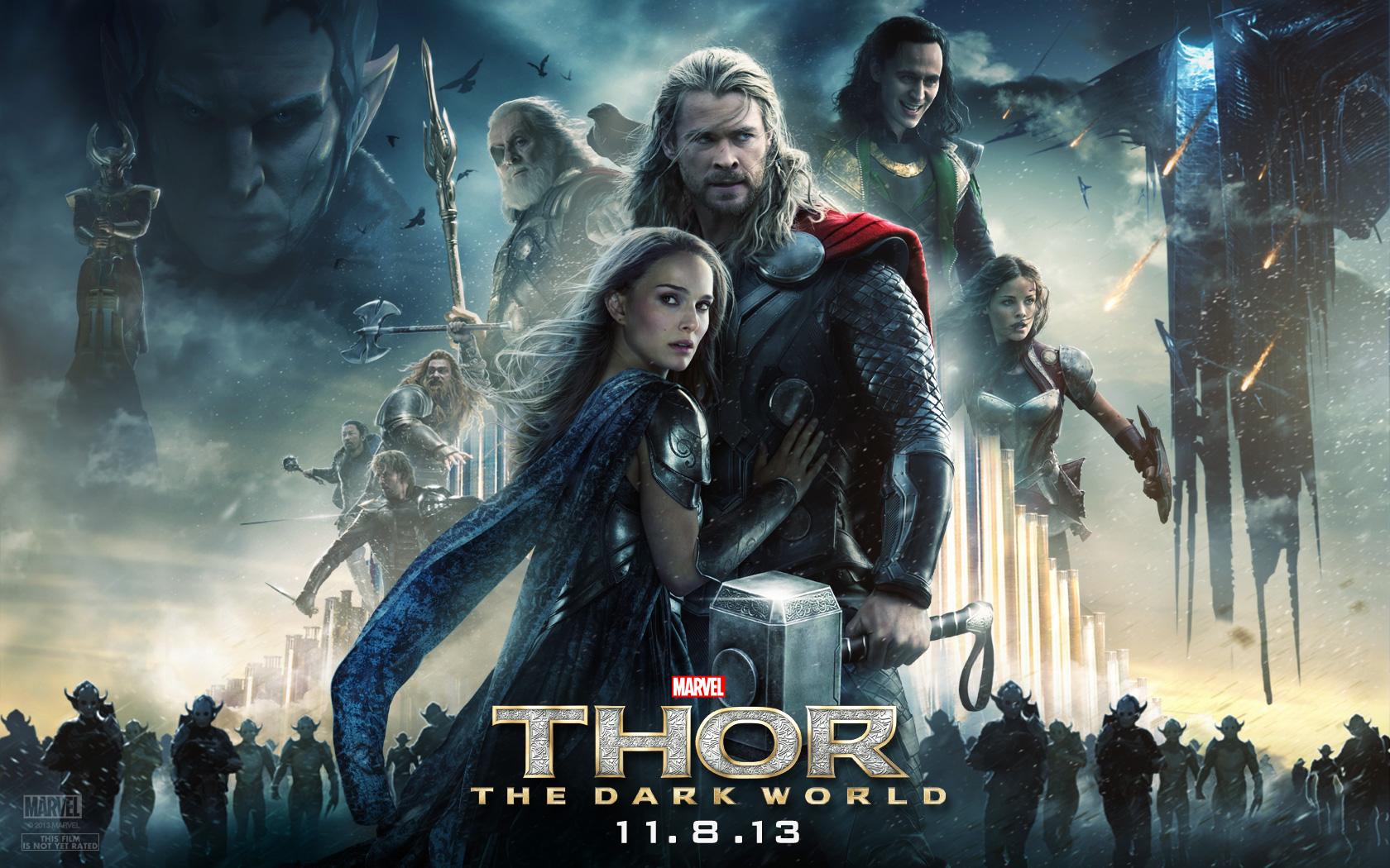 Ver Thor: El mundo oscuro (2013) online | Thor: El mundo