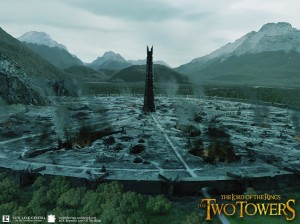 LOTR-lord-of-the-rings-two towers