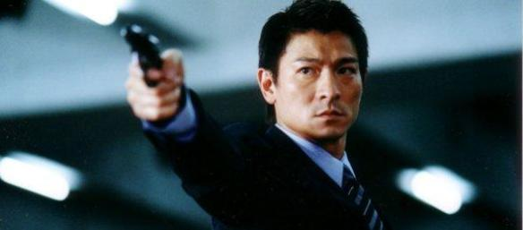 Image result for andy lau infernal affairs