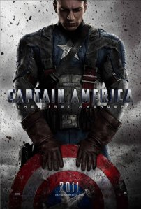 captain america the first avenger poster