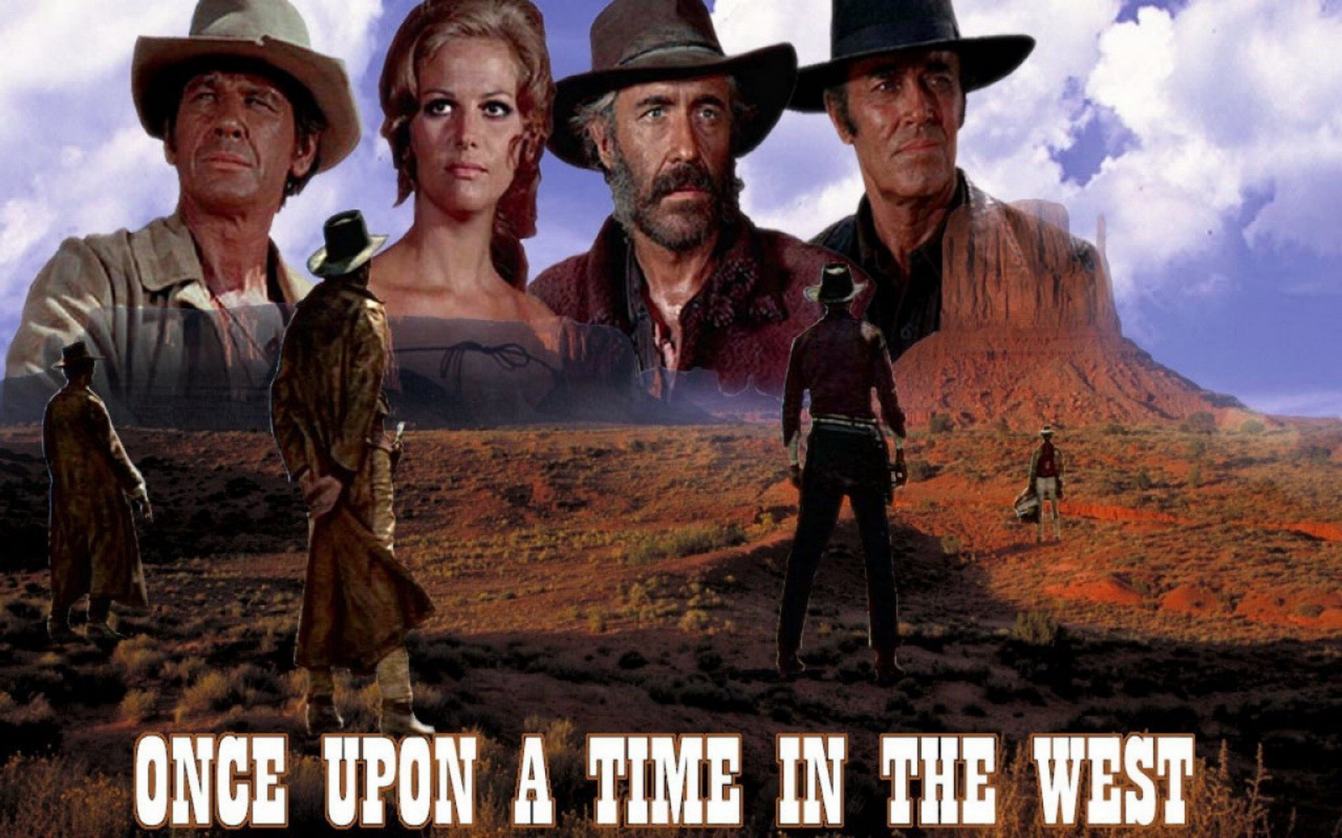 Once Upon a Time in the West (1968) | MovieRob