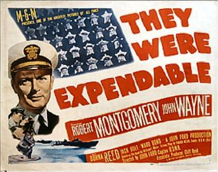 Image result for they were expendable 1945