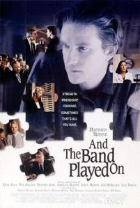And_The_Band_Played_On_Film_Poster