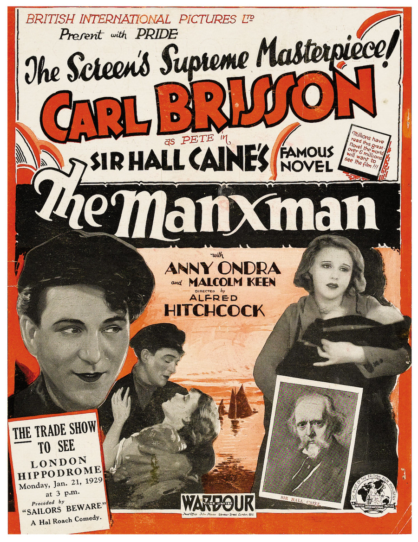 manxman poster