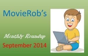 MovieRob's Sep