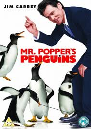 mr. poppers penguin