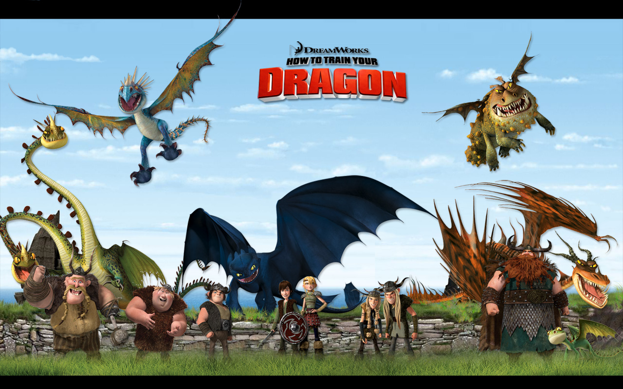 How To Train Your Dragon 2010 Movierob