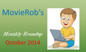 MovieRob's Oct