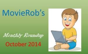 MovieRob's Oct