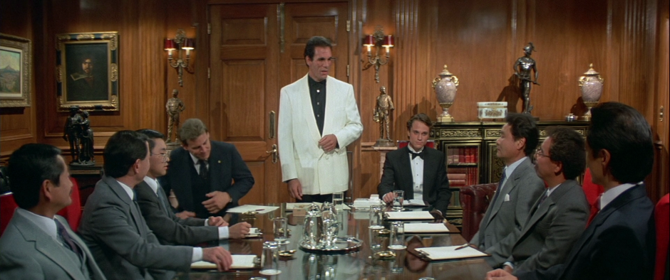 licence to kill meeting