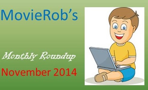 MovieRob's Nov