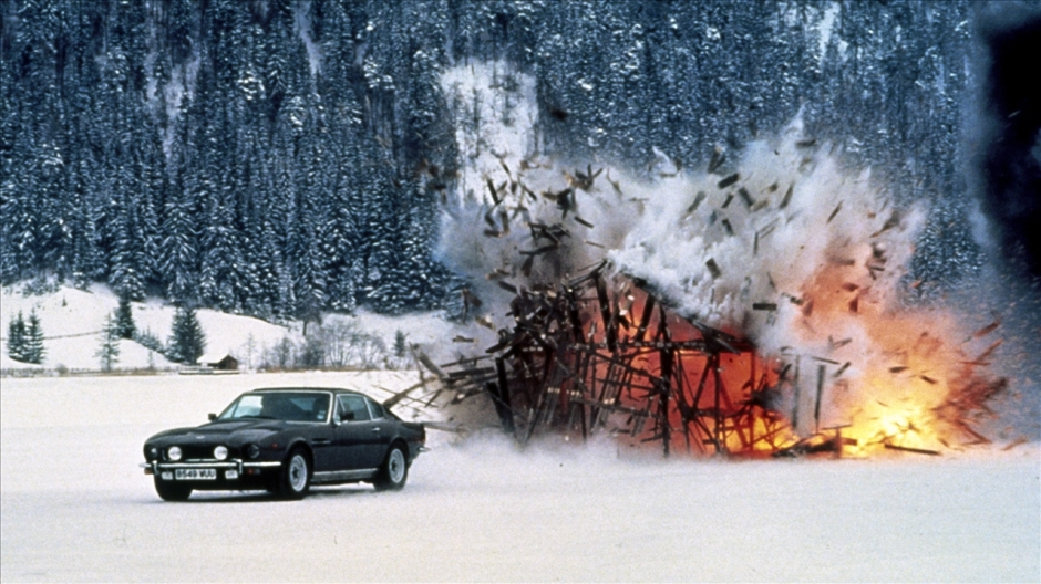 the living daylights explosion