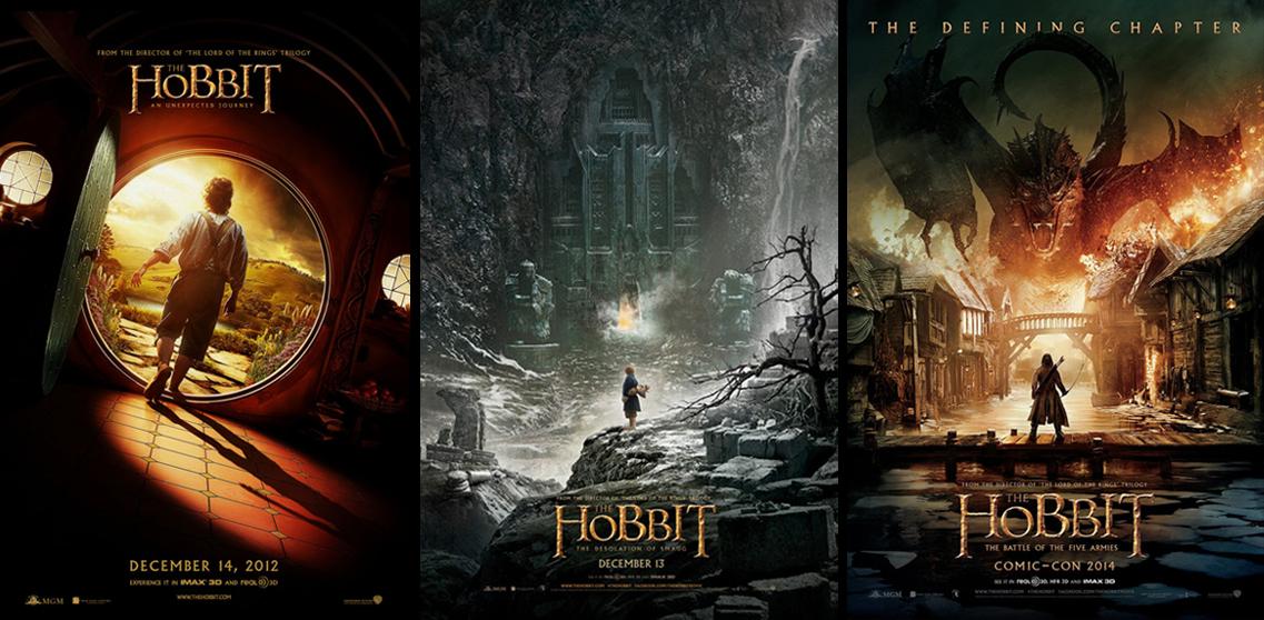MovieRob Marathon – The Hobbit Trilogy | MovieRob