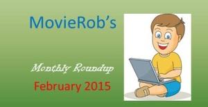 MovieRob's Feb