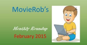 MovieRob's Feb
