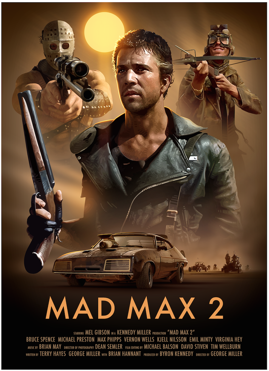 Download Mad Max 2 (1981) Dual Audio {Hindi-English} 480p [400MB] | 720p [800MB] BluRay