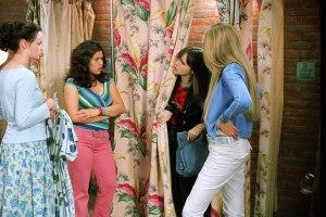 sisterhood of traveling pants girls