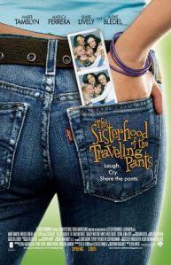 sisterhood of travelling pants poster