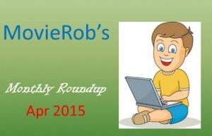 MovieRob's Apr