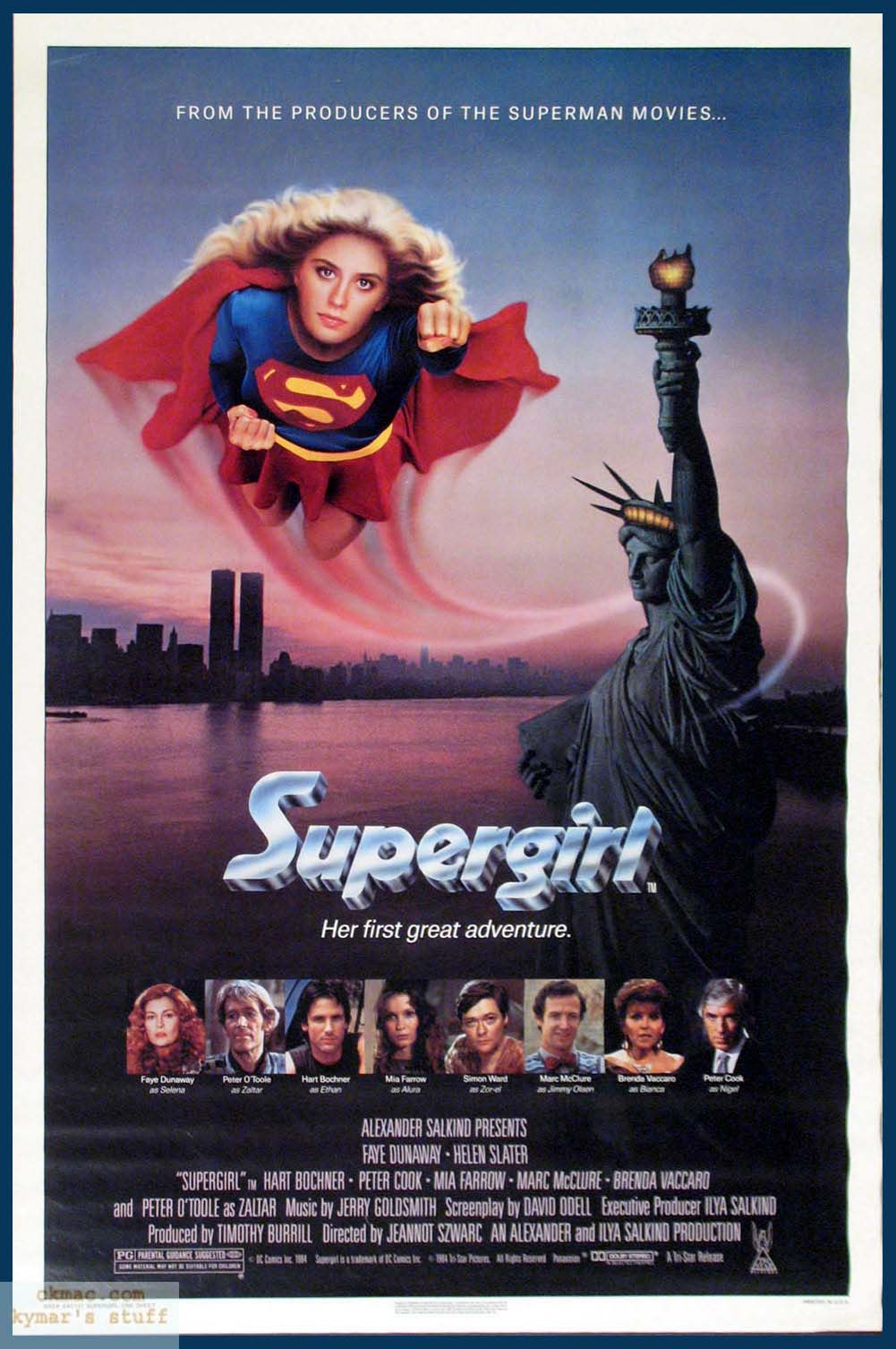 Superwoman Film
