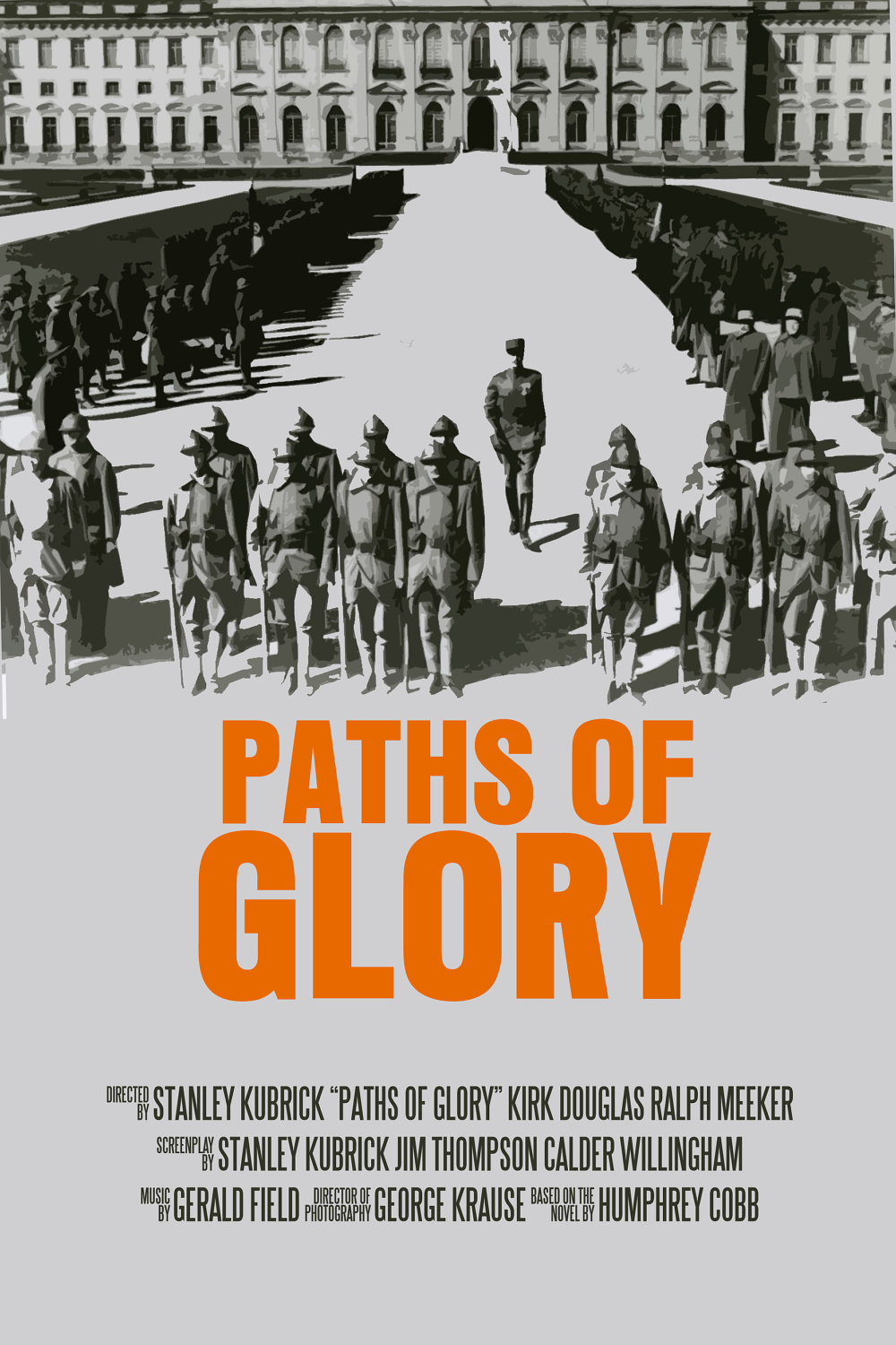 a review of the movie paths of glory Paths of glory dvd movie video at cd universe, stanley kubrick brings humphrey cobbs's scathing, fact-based antiwar novel to life with stunning results, amid the.