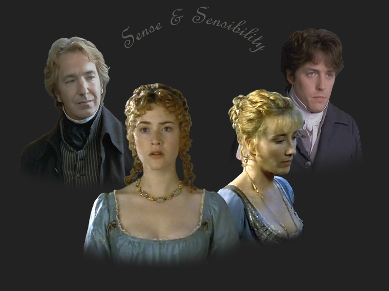 an analysis of sense and sensibility Synopsis: sense and sensibility henry dashwood dies and, in accord with  british custom and law, leaves his substantial estate and wealth to the oldest son  of.