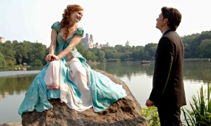 Enchanted amy adams patrick dempsey