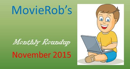 MovieRob's Nov