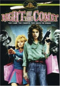 night of teh comet