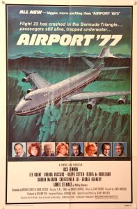Airport 77 One Sheet