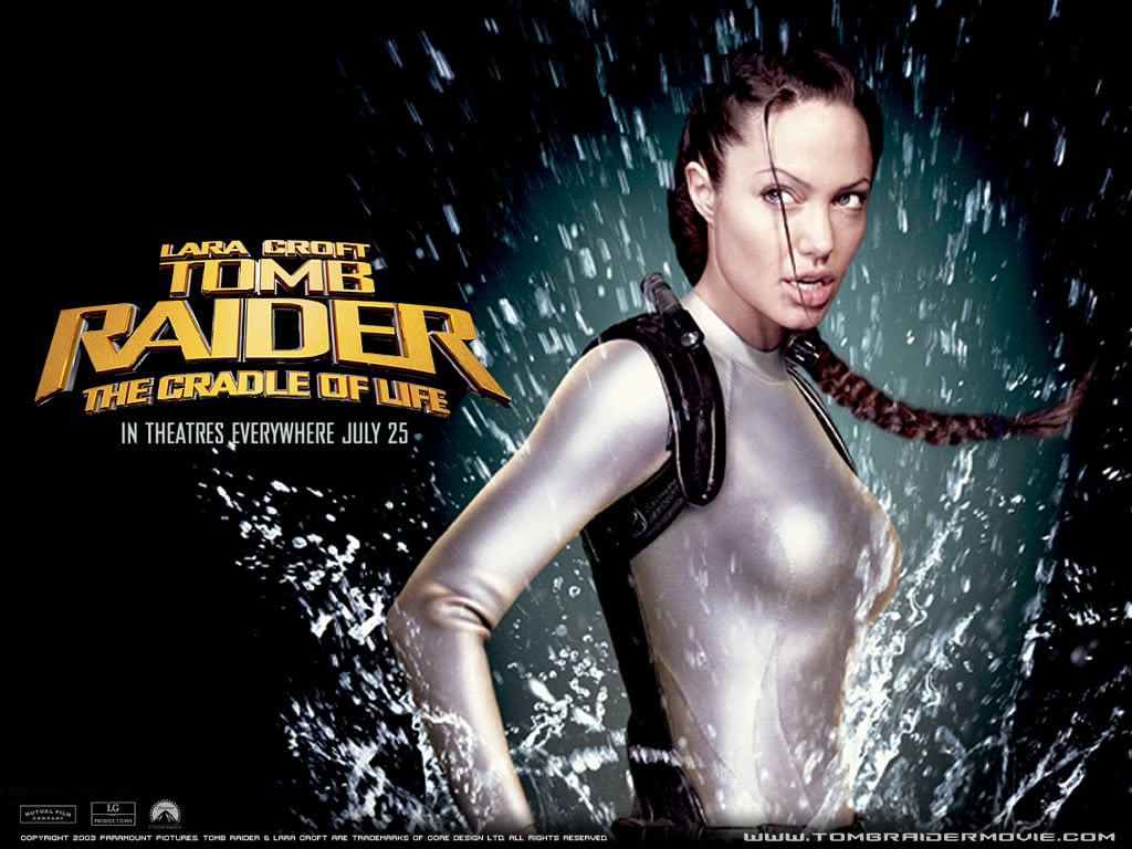 Genre Guesstimation Lara Croft Tomb Raider The Cradle Of Life