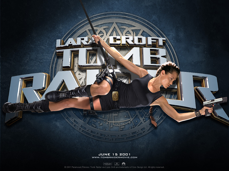 Genre Guesstimation Lara Croft Tomb Raider 2001 Movierob