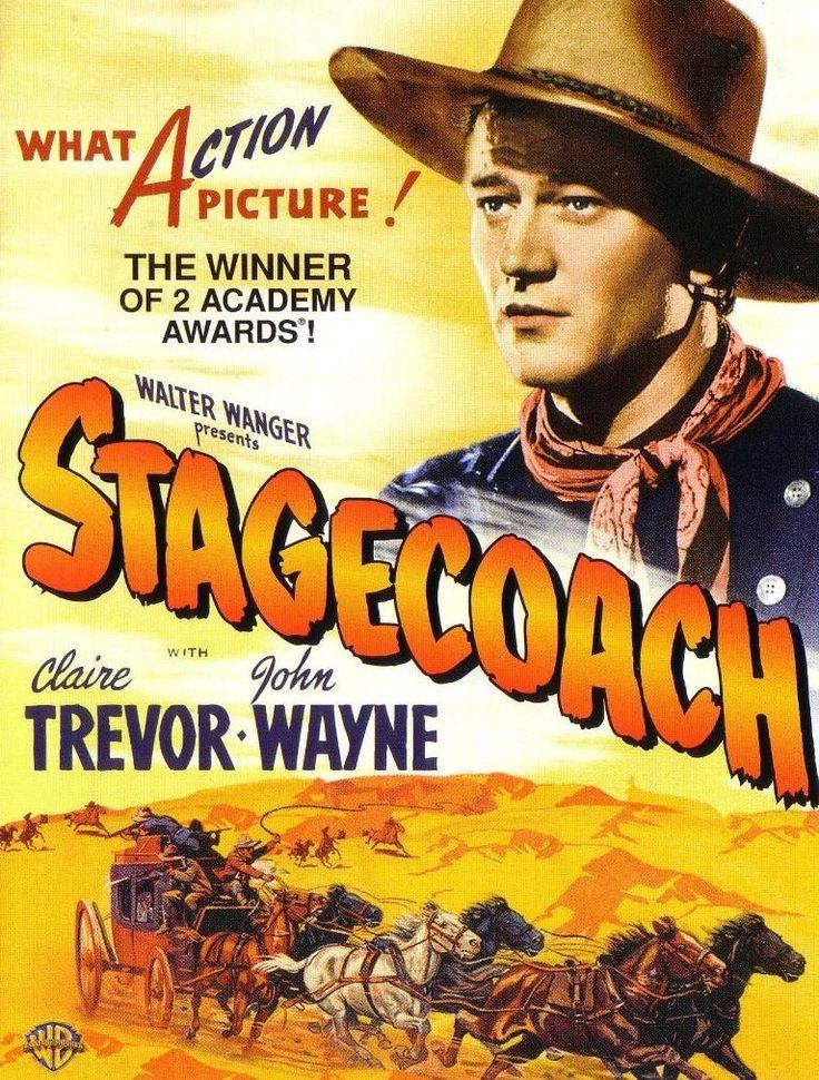 Stagecoach Film
