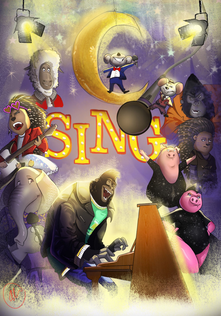 Movies From The Hat 7 51 Jason S Pick Sing 2016 Movierob
