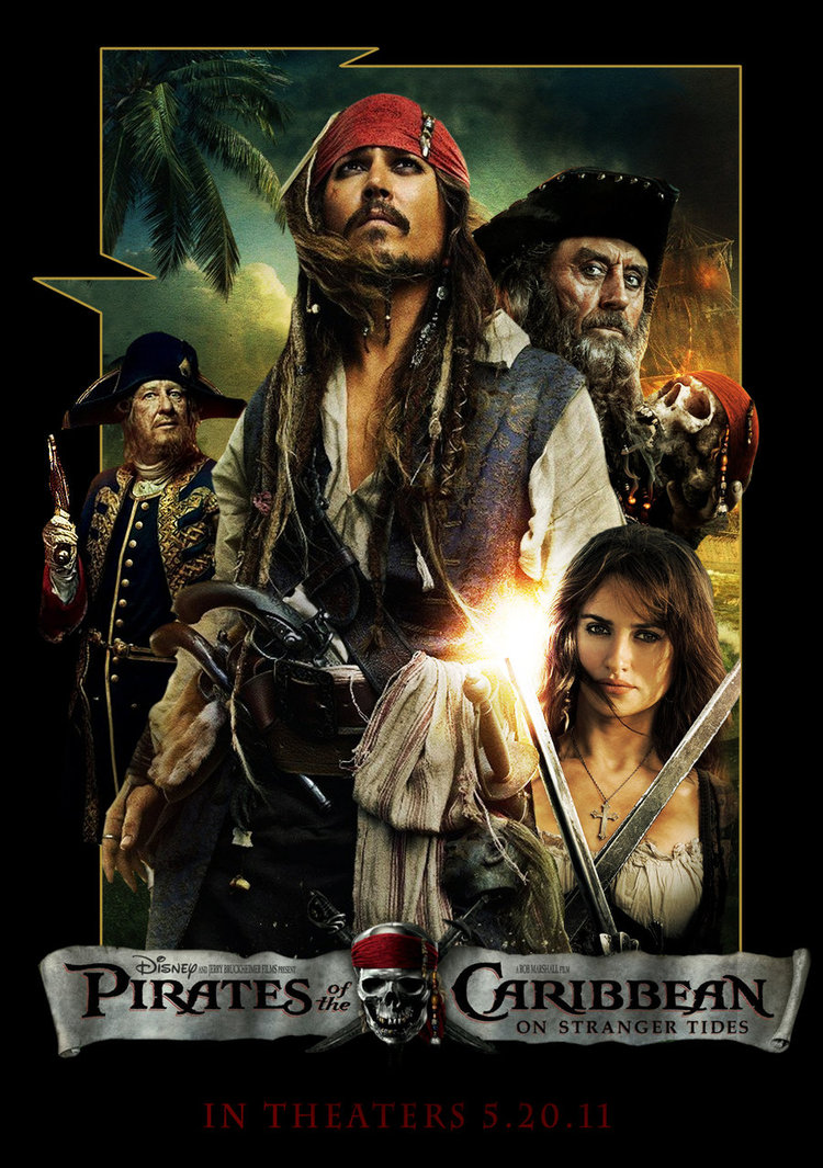 Genre Guesstimation Pirates Of The Caribbean On Stranger Tides 2011 Movierob