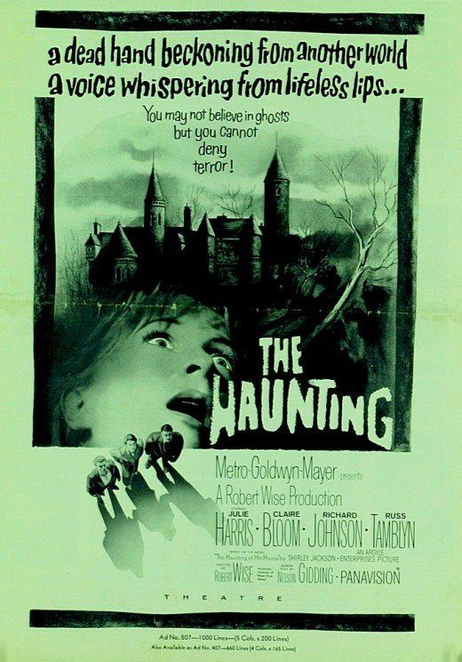 ABC Film Challenge – Horror – H – The Haunting (1963) Guest Pick ...