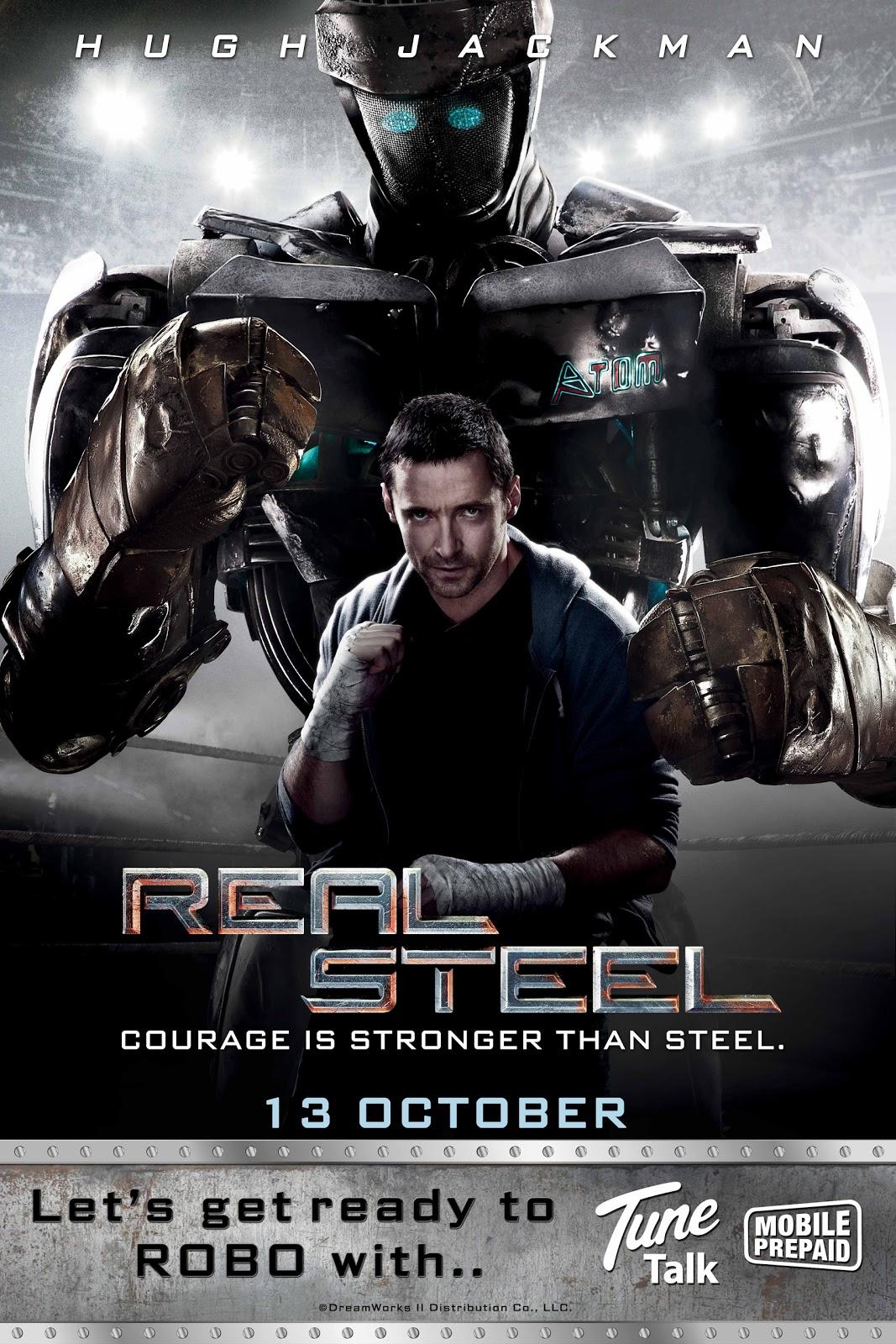 Real Steel Online Anschauen