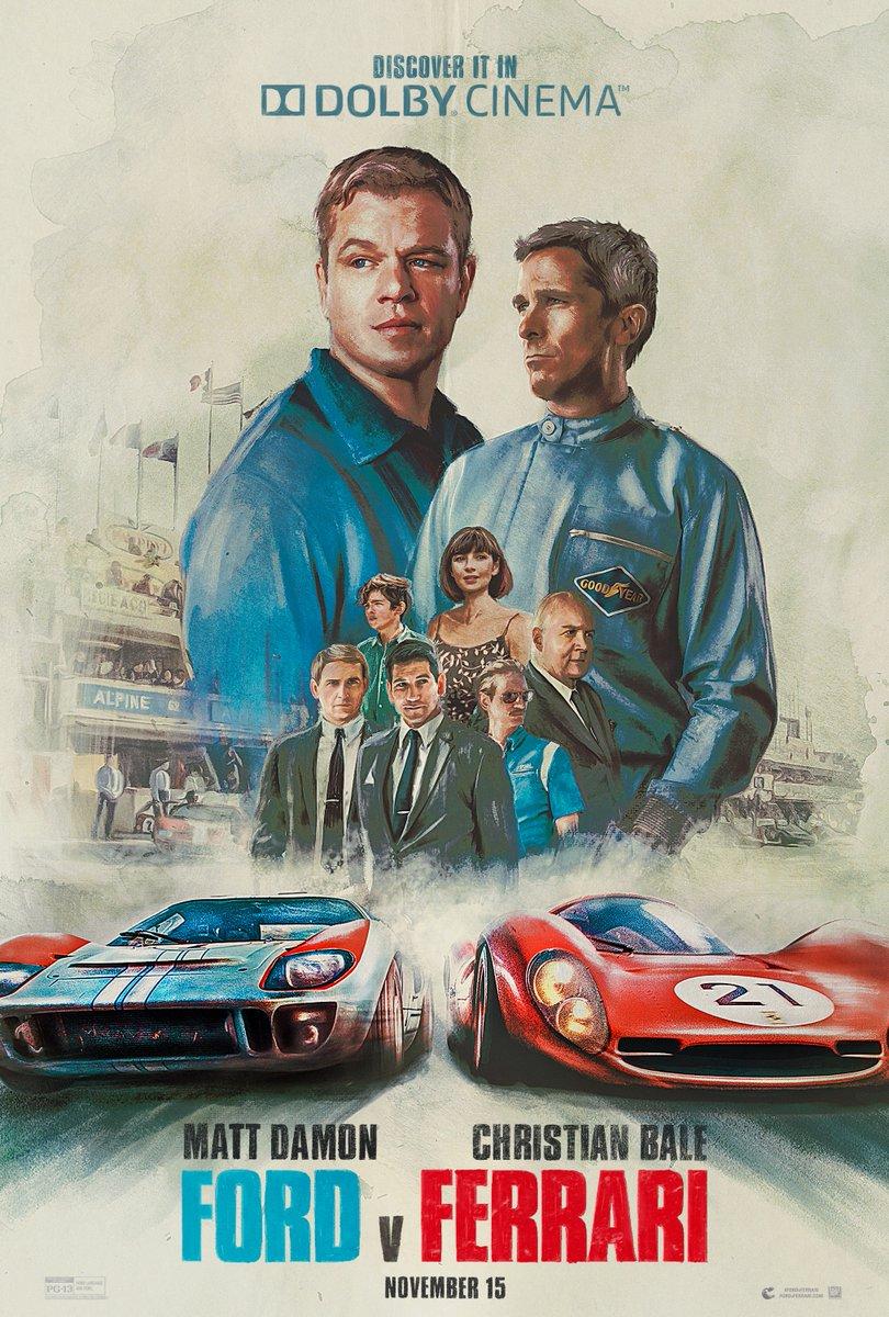 Ford V Ferrari 2019 Movierob